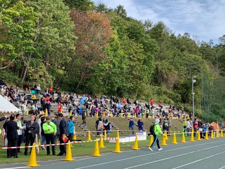 第44回白老町健康マラソン・ファミリーウォーキング