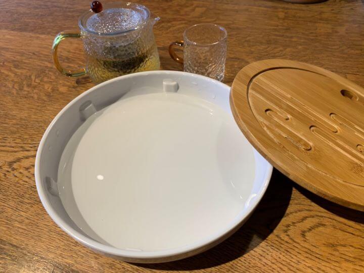 白老 ラナピリカ カフェ 中国茶 お土産