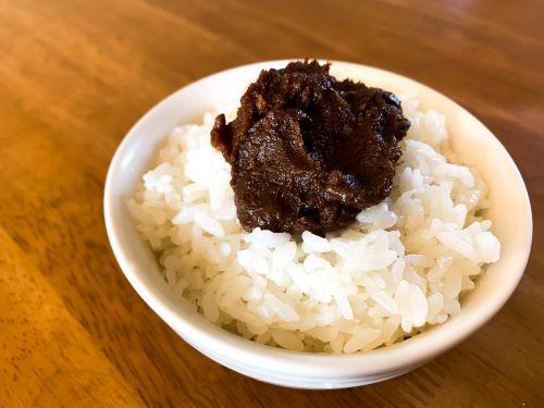 白老 お土産 オンザライス 白米 おいしい