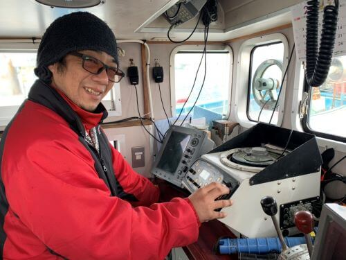白老 船釣り体験 釣果情報 1月 2月 3月 4月 5月 6月 7月 8月 9月 10月 11月 12月