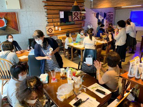 白老 ラナピリカ イベント カフェスペース