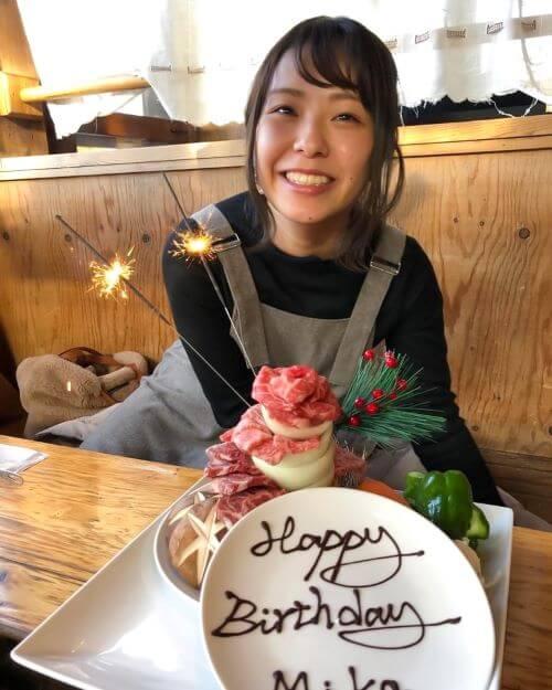 白老 白老牛専門店 レストラン 天野ファミリーファーム 情熱肉ケーキ デザートプレート