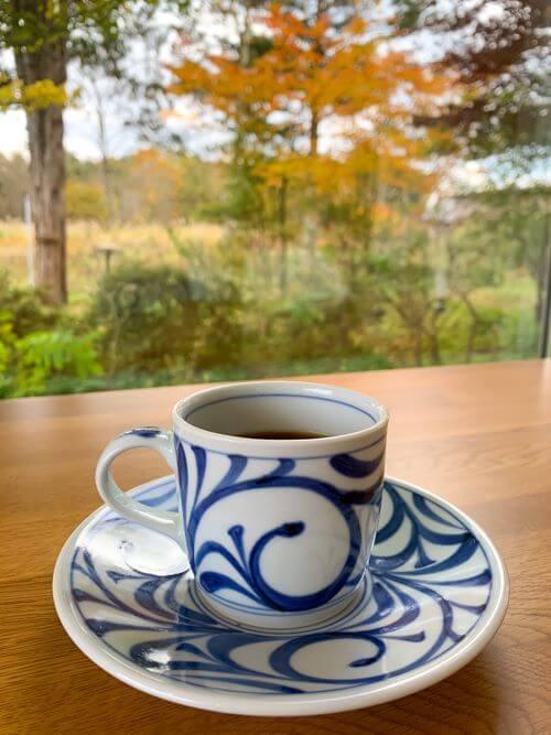 白老 カフェ カレンデュラ