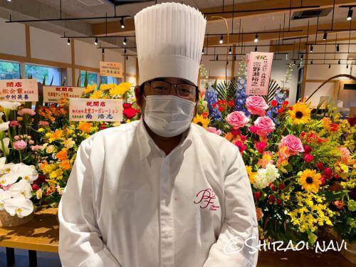 白老 徳寿ファーム 牧場レストラン カント KANTO 焼肉 スイーツ 賞味期限3分 生クリーム